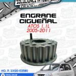 ENGRANE CIGÜEÑAL ATOS 1.1L