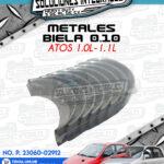 METALES BIELA 0.10 ATOS 1.0L-1.1L