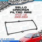 SELLO CARCASA FILTRO AIRE ATOS 1.0L