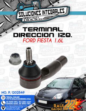 TERMINAL DIRECCION IZQUIERDO FORD FIESTA 1.6L