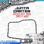 JUNTA CARTER ISUZU ELF 400 450 500 y 600