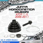 JUNTA HOMOCINETICA RUEDA ATOS 1.1L 2006-2011