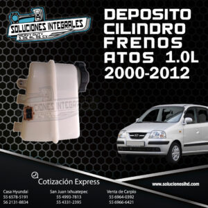 DEPOSITO CILINDRO DE FRENOS ATOS 1.1L/1.0L  00-12