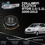 COLLARIN CLUTCH ATOS 1.0L 1.1L  2000-2012
