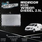 RADIADOR H100 WAGON DIESEL 2.5L